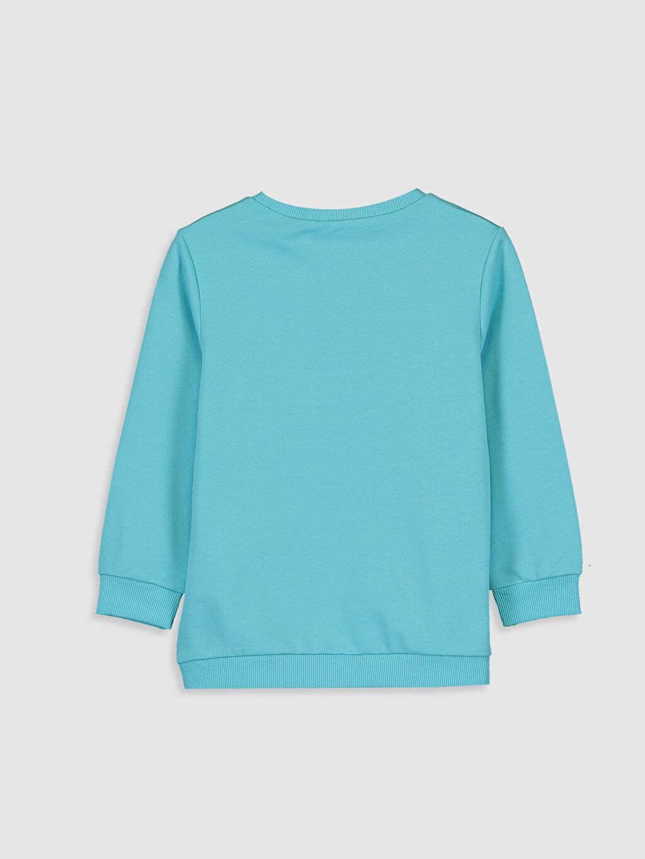 %68 Pamuk %32 Polyester  Kız Çocuk Tweety Sweatshirt