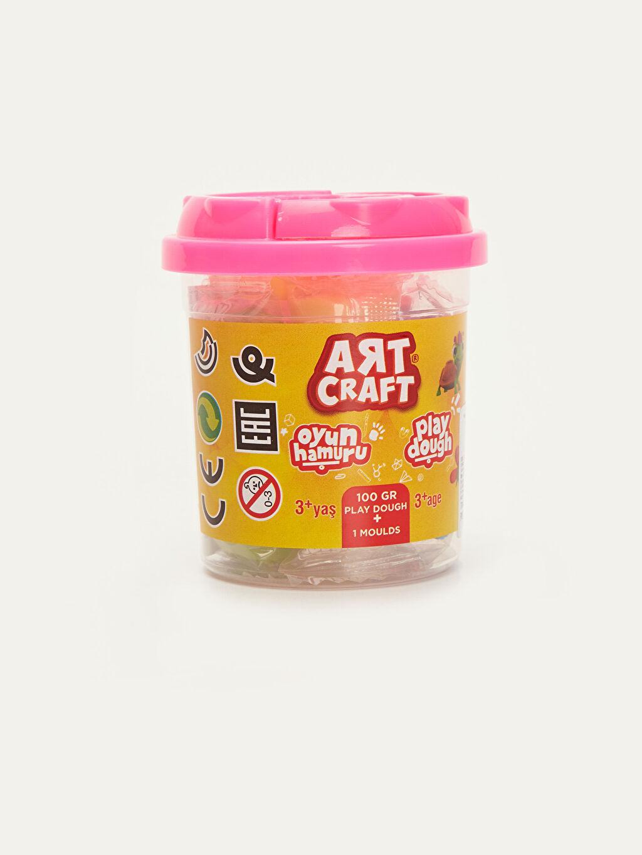 Çok Renkli Kız Çocuk Art Craft Oyun Hamuru Seti 9WR454Z4 LC Waikiki