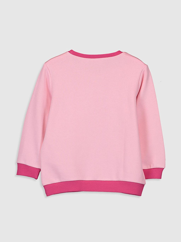 %86 Pamuk %14 Polyester  Kız Çocuk Lol Bebek Baskılı Sweatshirt
