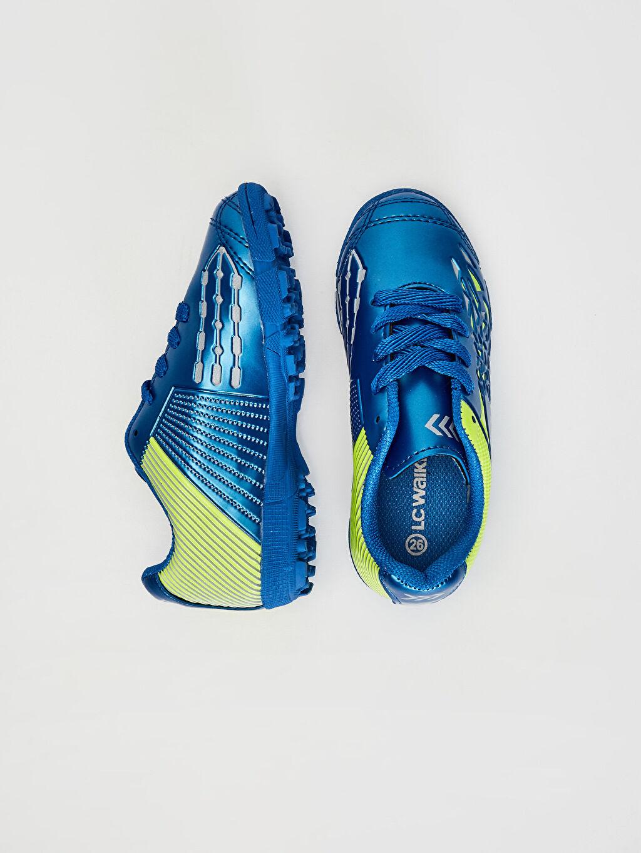 Diğer malzeme (pvc) Tekstil malzemeleri  Erkek Çocuk Halı Saha Ayakkabısı