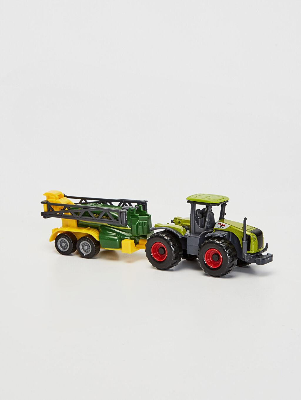%100 Diğer  Erkek Çocuk Çiftlik Traktörü