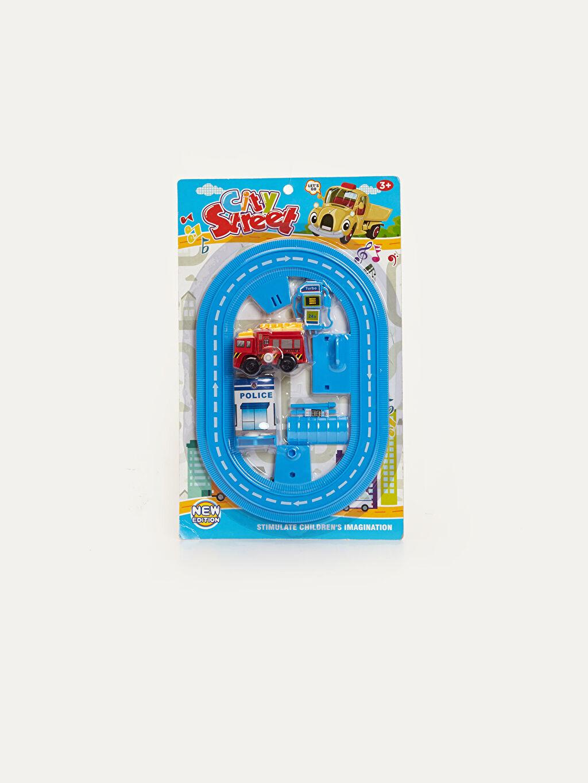 Çok Renkli Erkek Çocuk Mini Araç Pisti 9WS714Z4 LC Waikiki