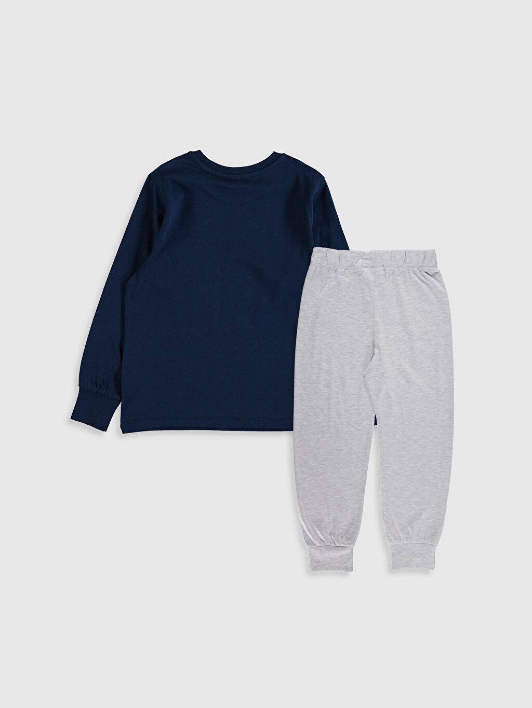 %68 Pamuk %32 Polyester Standart Pijamalar Erkek Çocuk Looney Tunes Pijama Takımı