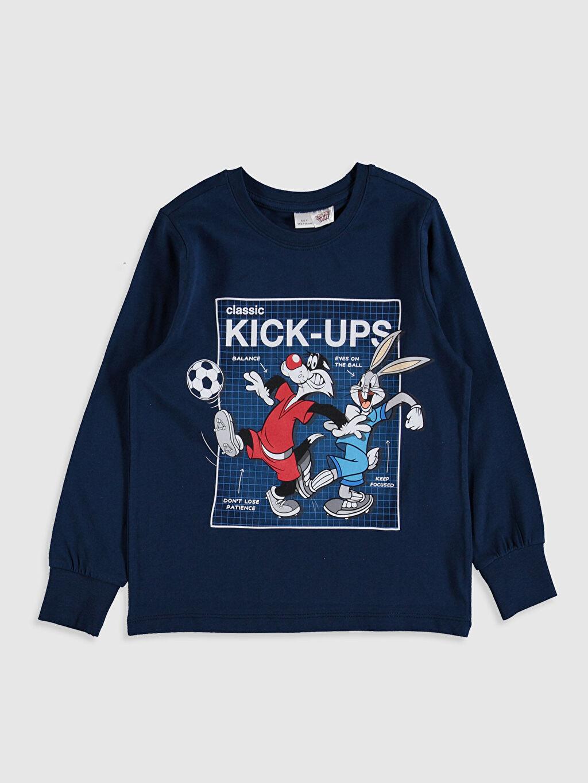 Erkek Çocuk Erkek Çocuk Looney Tunes Pijama Takımı