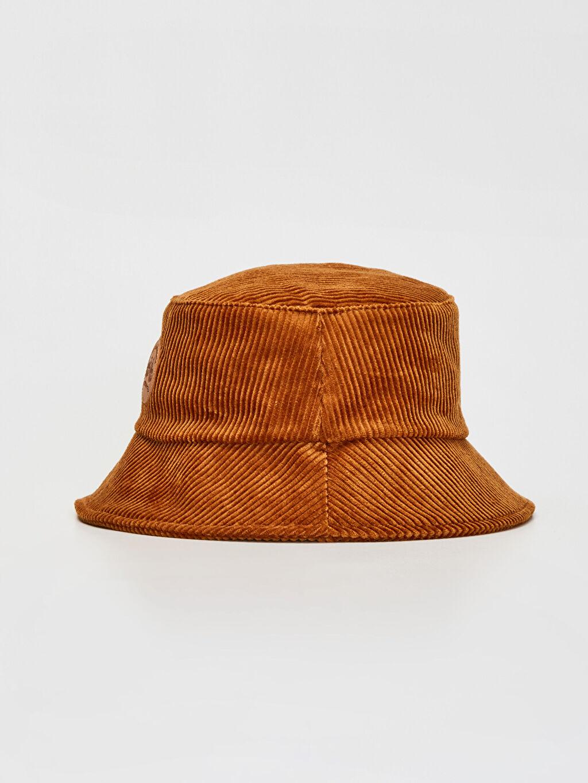 %100 Pamuk %100 Polyester  Erkek Çocuk Balıkçı Kadife Şapka