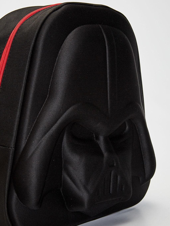 %100 Polyester Erkek Çocuk Darth Vader Sırt Çantası