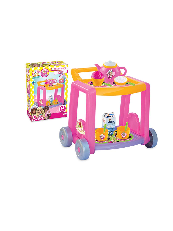 Çok Renkli Dede Barbie Çay Servis Arabası 9WA040Z4 LC Waikiki