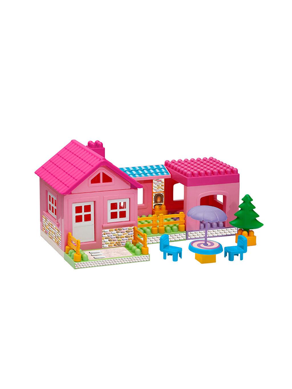 Kız Çocuk Dede Tek Katlı Ev Bloklar