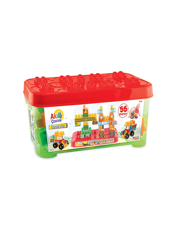 Dede Akıllı Çocuk İnşaat Set Box