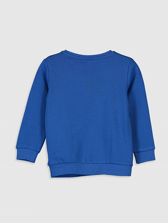 %84 Pamuk %16 Polyester  Erkek Çocuk Rafadan Tayfa Baskılı Sweatshirt