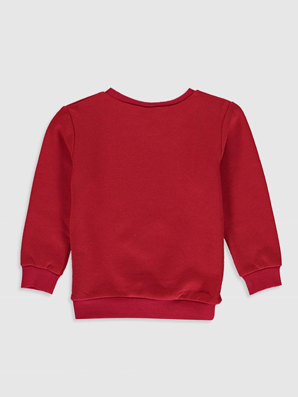 %56 Pamuk %44 Polyester  Erkek Çocuk Rafadan Tayfa Baskılı Sweatshirt