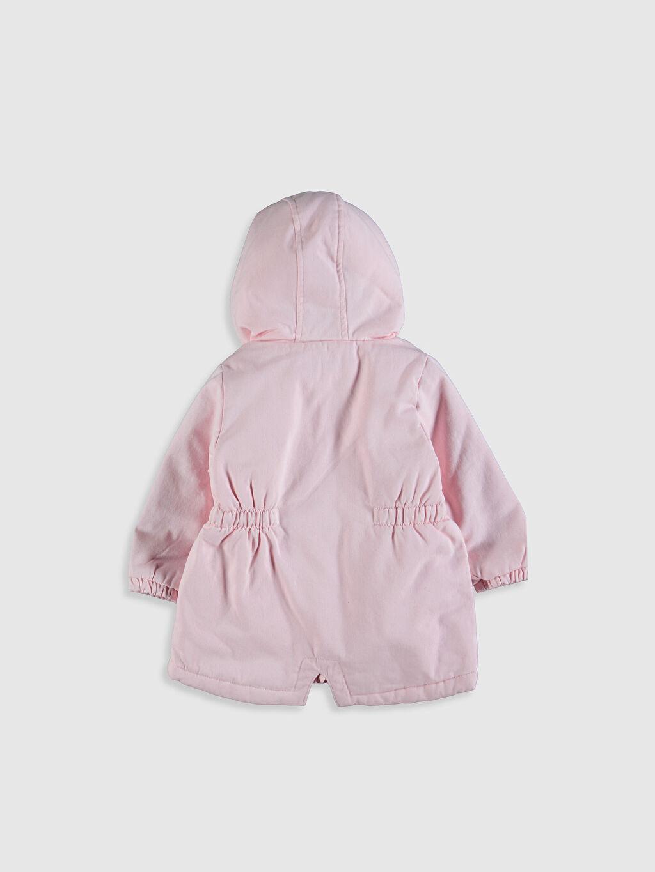 %100 Pamuk %100 Polyester %100 Pamuk %100 Pamuk Orta Kaban Kız Bebek Kaban