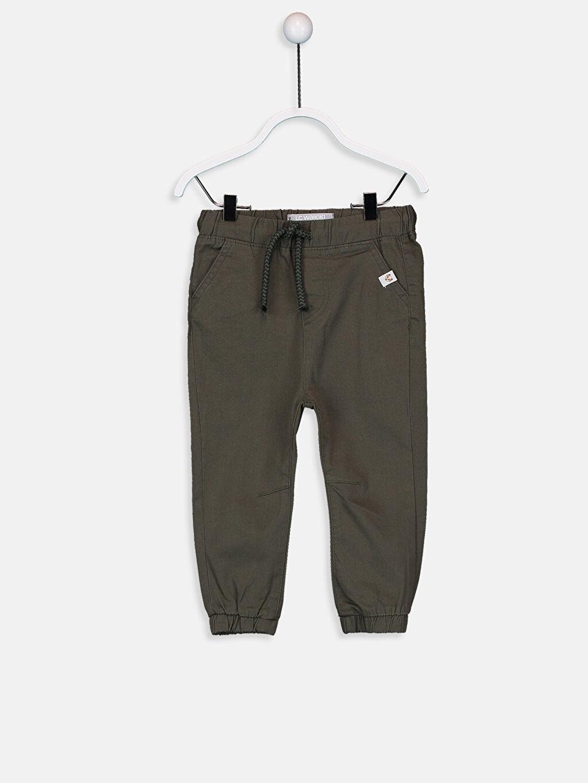 Haki Erkek Bebek Jogger Pantolon 9W0480Z1 LC Waikiki