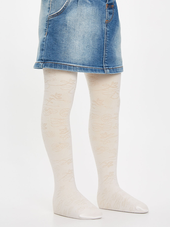 Kız Bebek Kız Bebek Külotlu Çorap