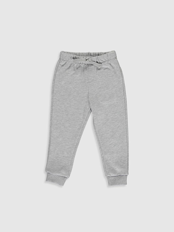 Erkek Bebek Swearshirt ve Pantolon