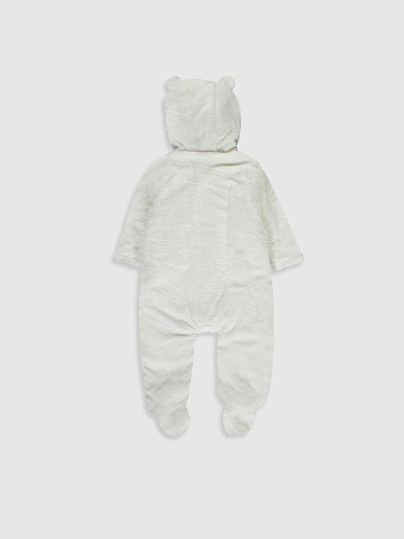 %100 Polyester %100 Pamuk Tulum Kız Bebek Baskılı Tulum