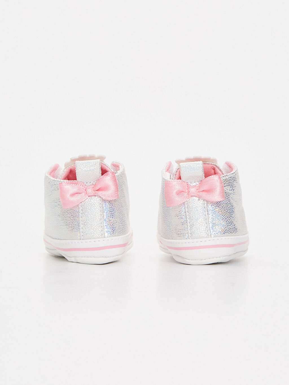 Kız Bebek Parlak Unicorn Ayakkabı