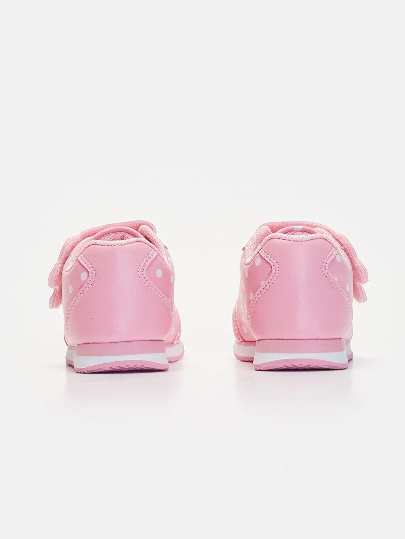 Kız Bebek Puantiyeli Günlük Ayakkabı