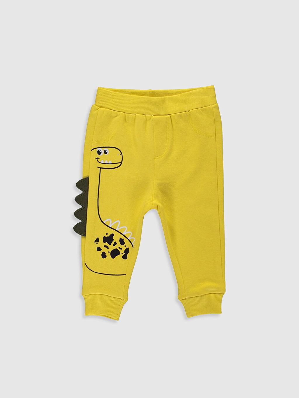 Erkek Bebek Erkek Bebek Jogger Pantolon 2'li