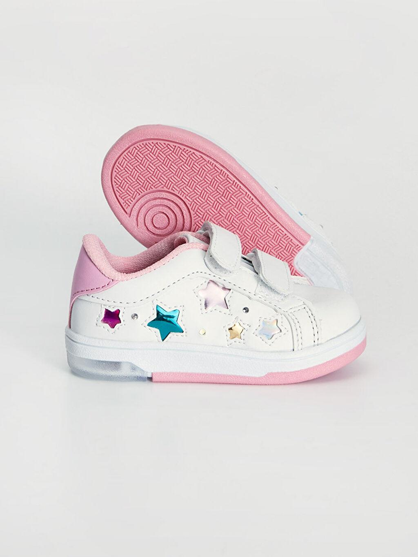 Kız Bebek Kız Bebek Işıklı Günlük Ayakkabı