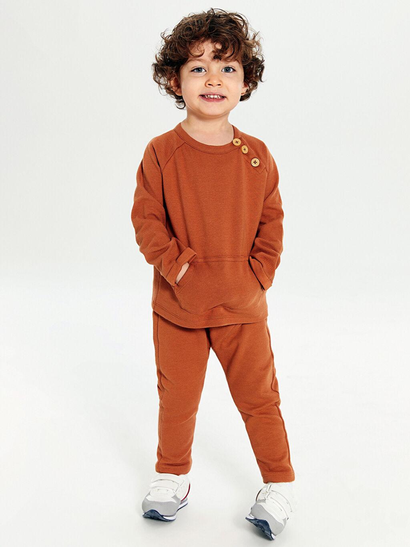 Erkek Bebek Erkek Bebek Dotty Pantolon