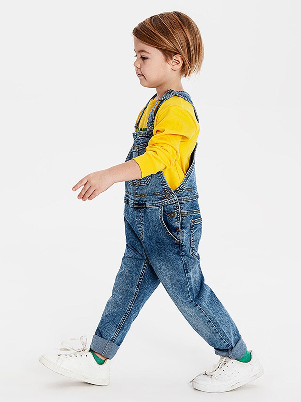 Erkek Bebek Normal Jean