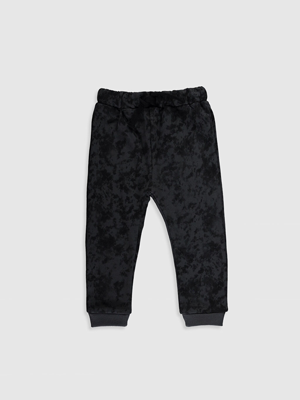 Gri Erkek Bebek Kalın Jogger Pantolon 9WS451Z1 LC Waikiki