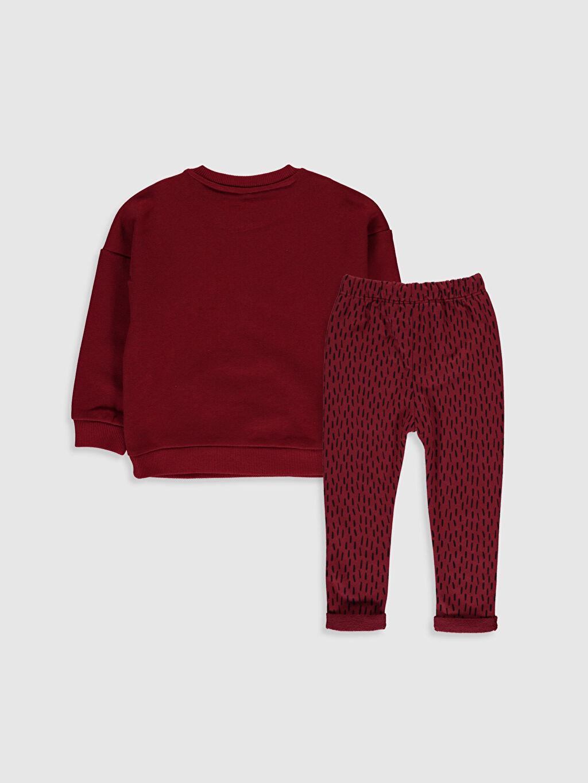 %83 Pamuk %17 Polyester %83 Pamuk %17 Polyester  Erkek Bebek Sweatshirt ve Pantolon