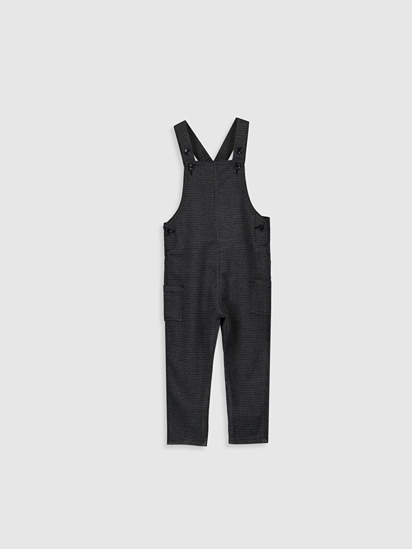 Siyah Erkek Bebek Salopet Pantolon 9WV133Z1 LC Waikiki