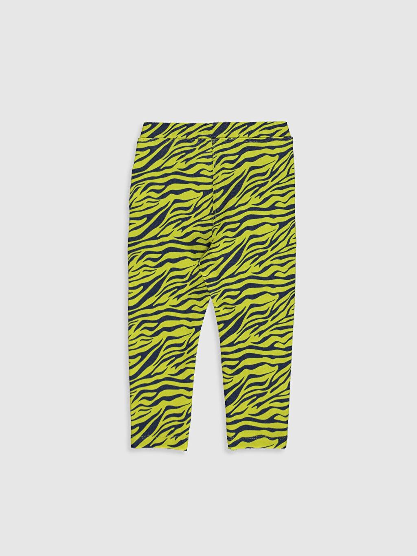%70 Pamuk %25 Polyester %5 Elastan  Tayt