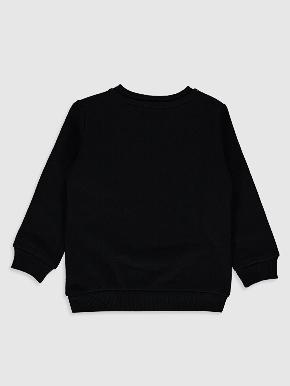 %84 Pamuk %16 Polyester  Erkek Bebek Harry Potter Baskılı Sweatshirt