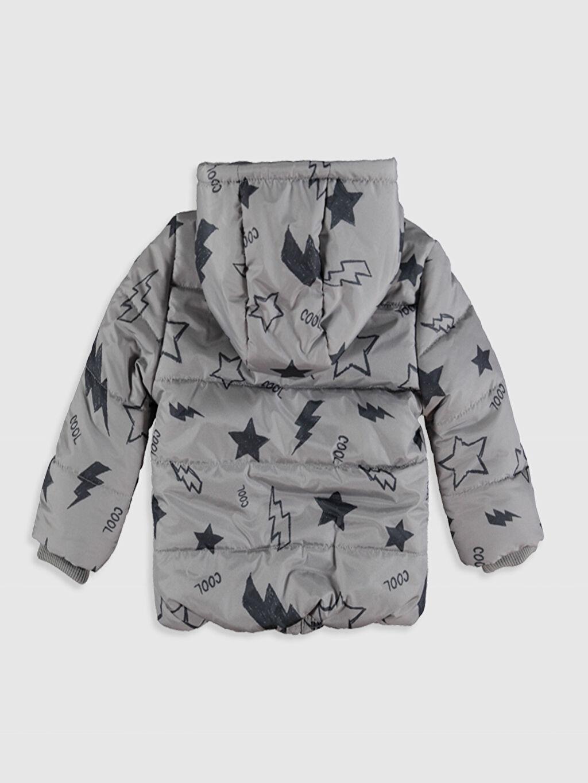 %100 Polyester %100 Polyester Orta Mont Erkek Bebek Desenli Mont