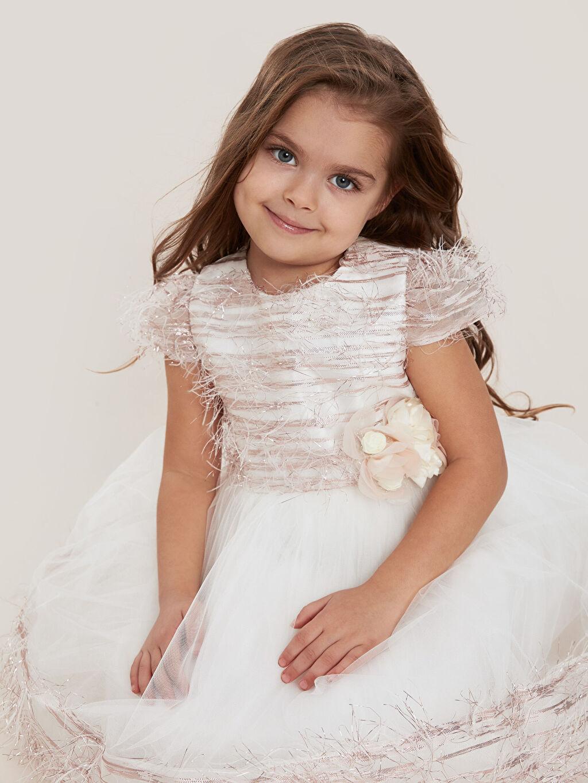 Kız Bebek Daisy Girl Kız Bebek Abiye Elbise