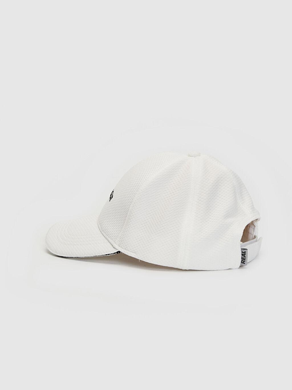 Erkek Yazı Nakışlı Şapka