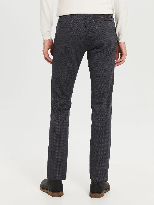 %68 Pamuk %28 Polyester %4 Elastan Normal Bel Normal Pilesiz Pantolon