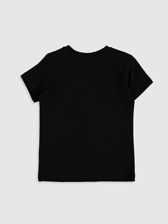 %100 Pamuk Baskılı Kısa Kol Tişört Bisiklet Yaka Standart Erkek Bebek Yazı Baskılı Pamuklu Tişört