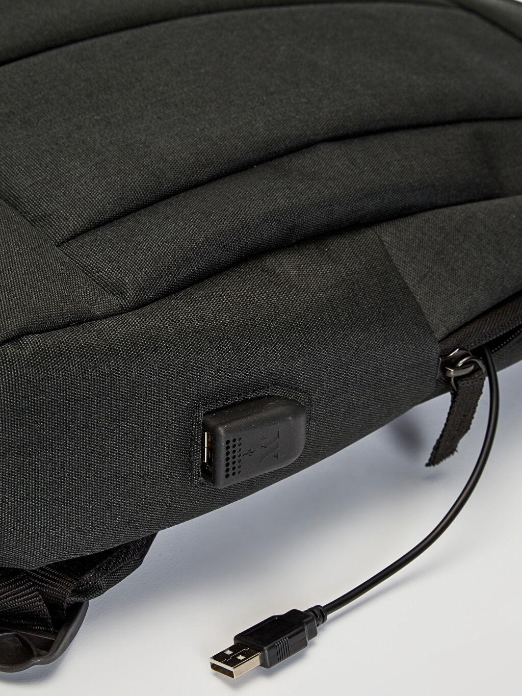 %100 Polyester Laptop Sırt Çantası