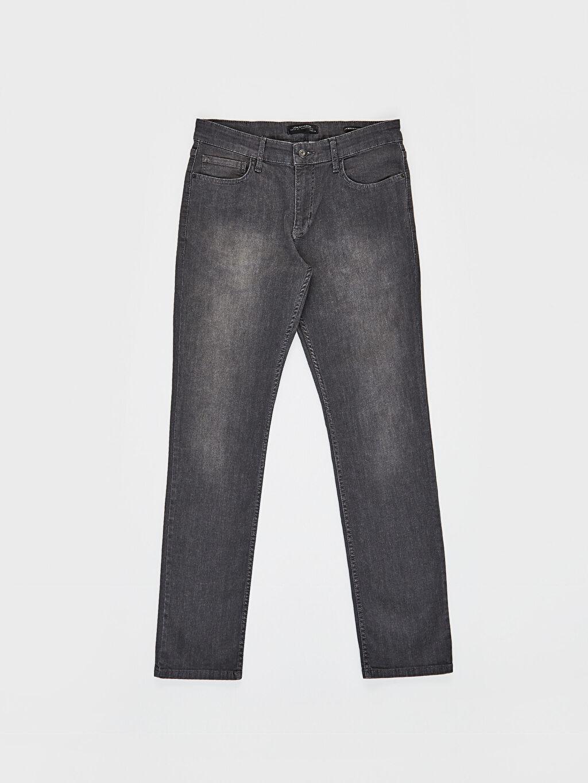 %98 Pamuk %2 Elastan Normal Bel Normal Jean