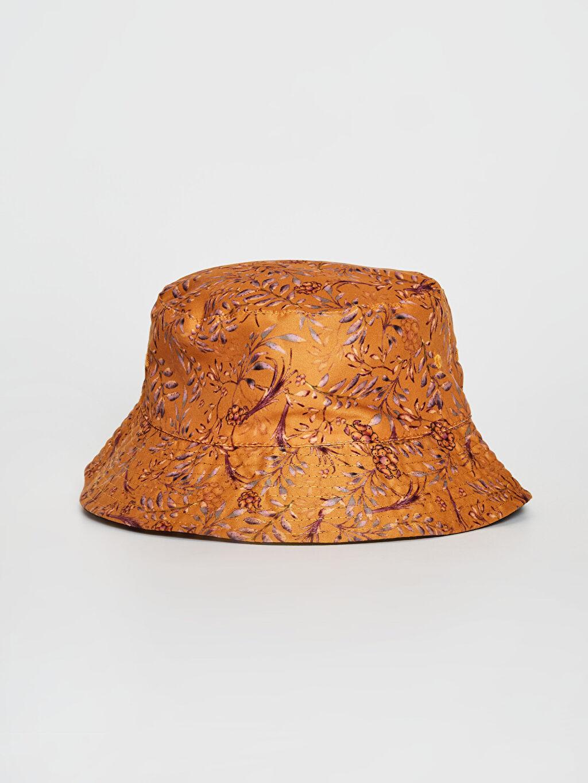 Çok Renkli Baskılı Bucket Şapka 0S4165Z8 LC Waikiki