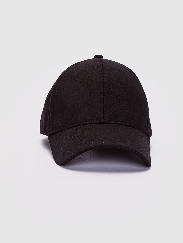 %98 Pamuk %2 Elastan  Şapka
