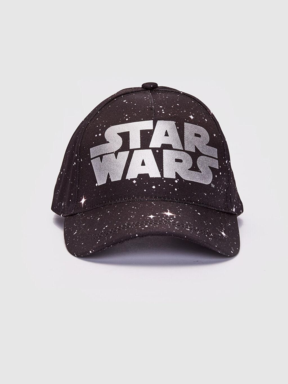 %100 Polyester %100 Polyester  Star Wars Baskılı Şapka