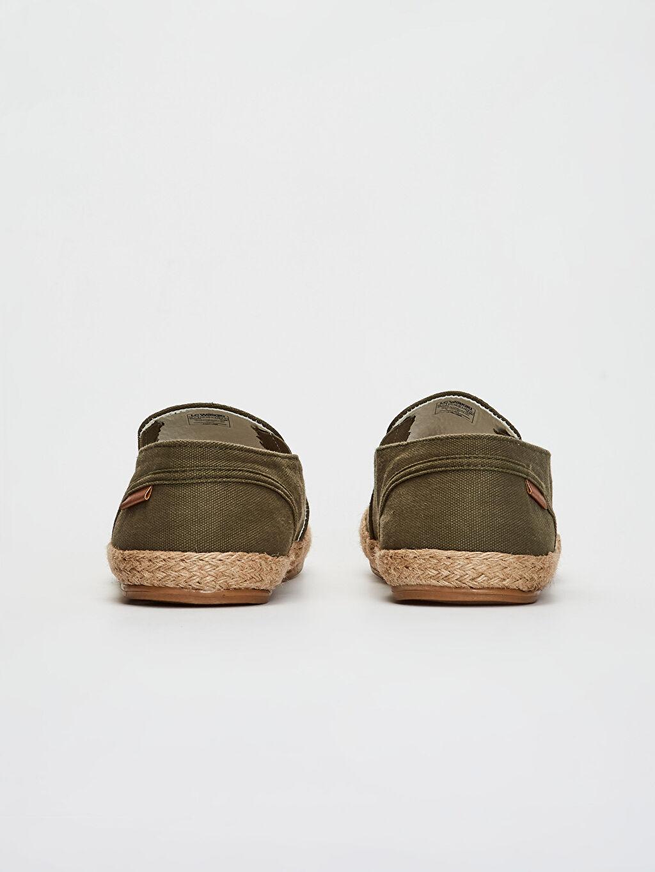 Erkek Slip On Espadril Ayakkabı