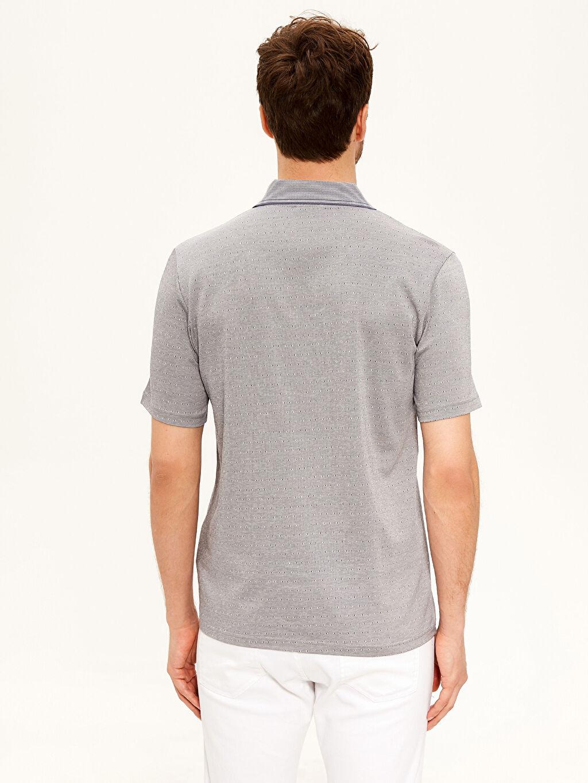 Erkek Polo Yaka Merserize Tişört