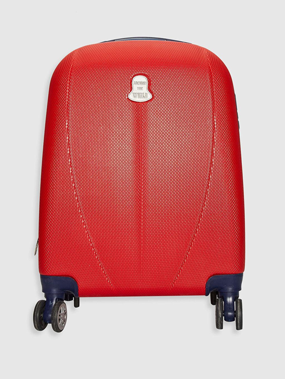 Kırmızı Büyük Boy Valiz 0SH501Z8 LC Waikiki