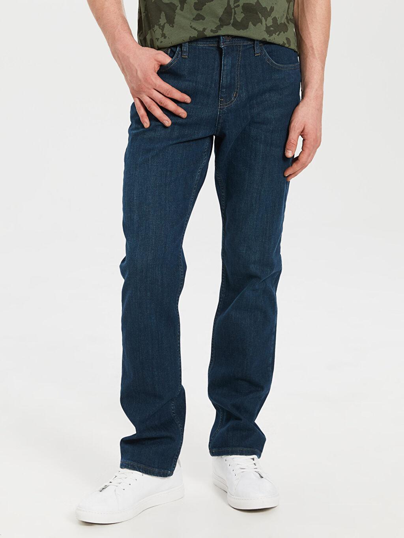 Normal Bel Normal Jean 879 Regular Fit Jean Pantolon
