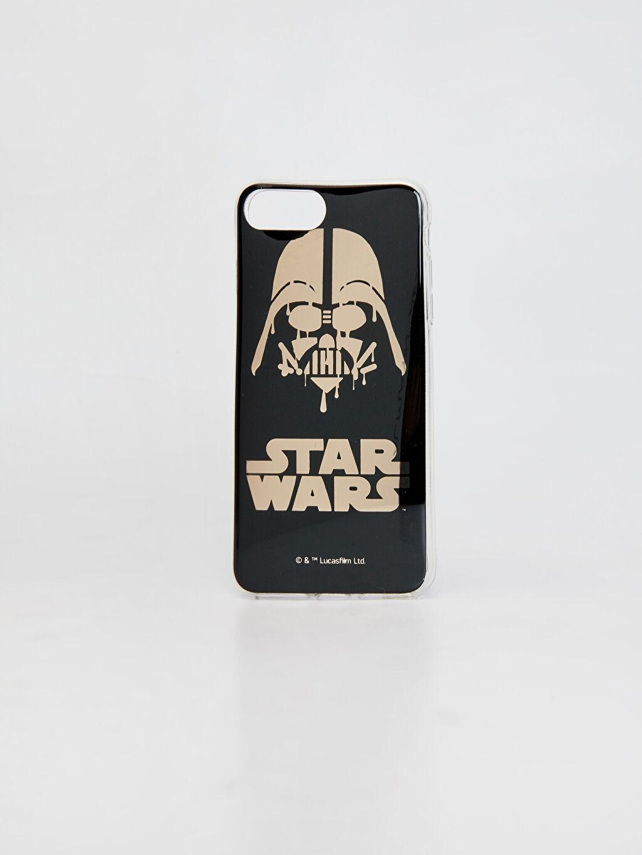 Plastik  Star Wars Baskılı Silikon Telefon Kılıfı