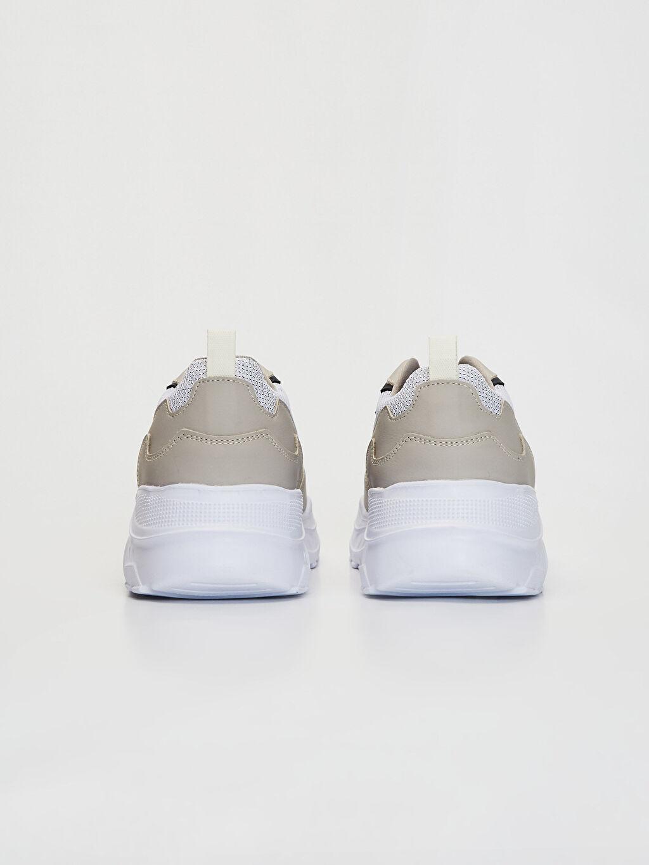 Erkek Kalın Taban Günlük Spor Ayakkabı