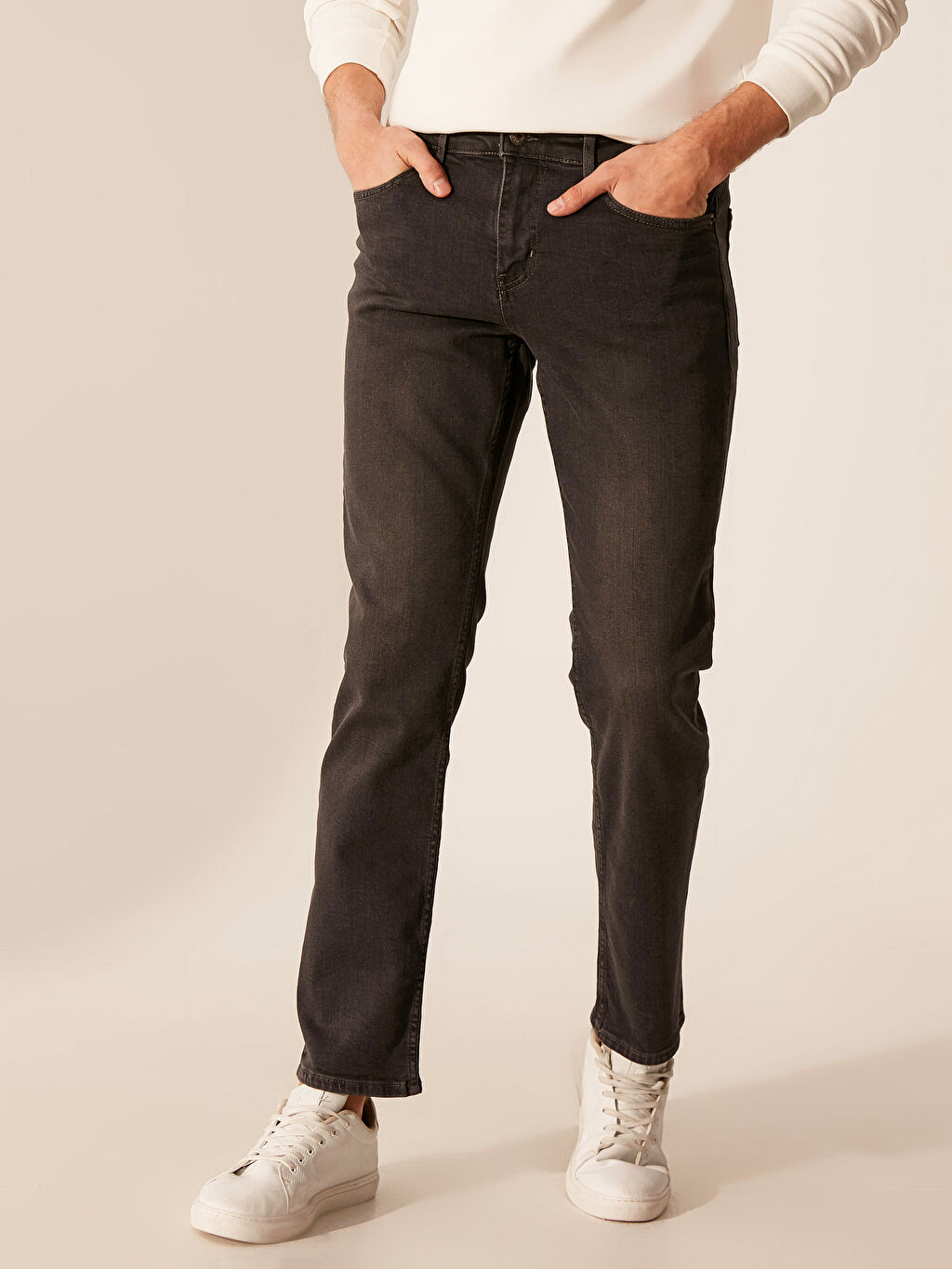 Erkek 879 Regular Fit Jean Pantolon