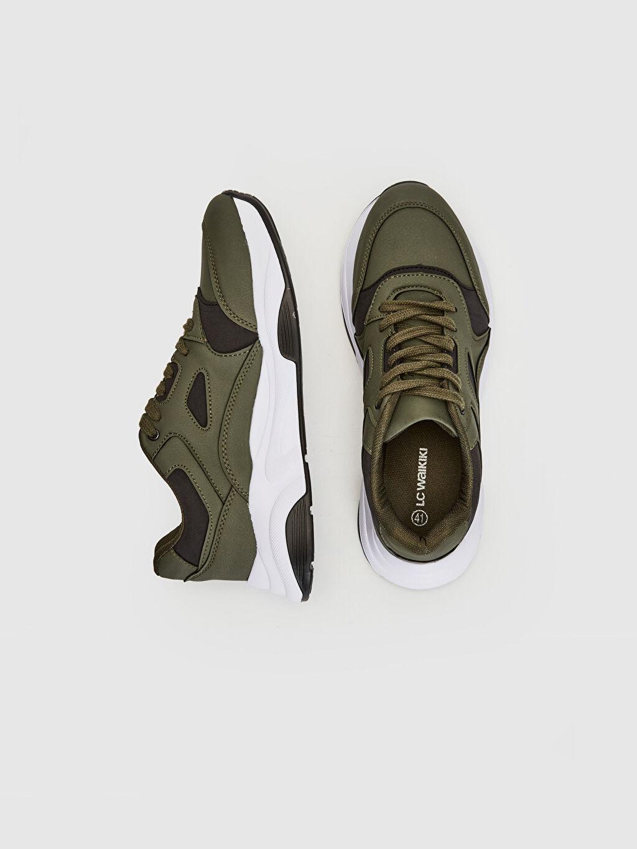 Diğer malzeme (pvc) Ayakkabı Erkek Günlük Sneaker