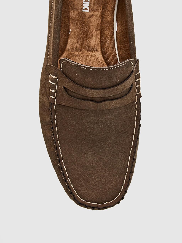 LC Waikiki Kahverengi Erkek Loafer Ayakkabı